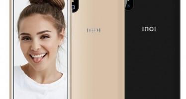 INOI 3 Lite: обзор бюджетного смартфона с двойной камерой
