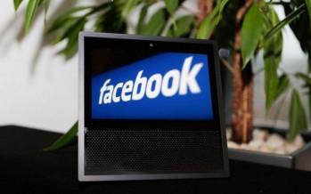У Facebook появится собственный гаджет для видеосвязи