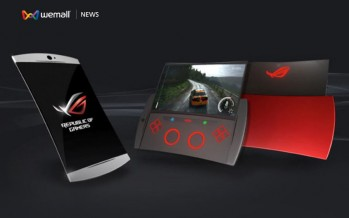 Самый игровой смартфон ASUS ROG Phone в продаже в этом месяце