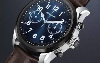 Montblanc Summit 2: роскошные часы с роскошным процессором