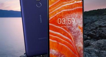 Nokia 3.1 Plus: бюджетник с большим экраном представлен в Индии