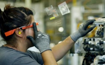 Google Glass Enterprise Edition на Intel Atom