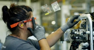 Google Glass Enterprise Edition на Intel Atom