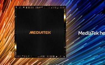 Helio P35: MediaTek официально представила новый процессор