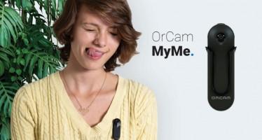 OrCam MyMe: регистратор жизни с искусственным интеллектом