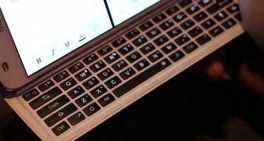 Livermorium или F(x) Technology готовит смартфон с выдвижной клавиатурой