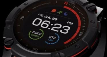 PowerWatch 2: умные часы с подзарядкой от солнца и тепла тела