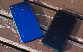 Битва бюджетников: сравнение Honor 8X и Xiaomi Redmi Note 6 Pro