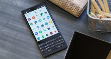 BlackBerry KEY2: обзор смартфона с Qwerty -клавиатурой