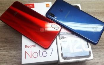Лучшие бюджетники: Redmi Note 7 vs Samsung Galaxy M20