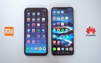 Сравнение Xiaomi и Huawei: чьи смартфоны лучше?