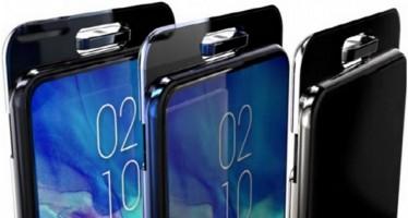 Galaxy A80: Snapdragon 7150 и вращающаяся камера