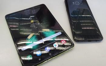 Samsung Galaxy Fold: предварительная оценка