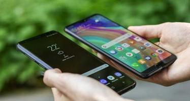 Битва флагманов: Samsung Galaxy S9 против Huawei P20