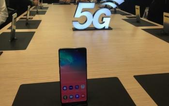 5G на смартфоне: насколько быстрый интернет?