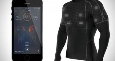 Смарт-одежда, контролируемая со смартфона