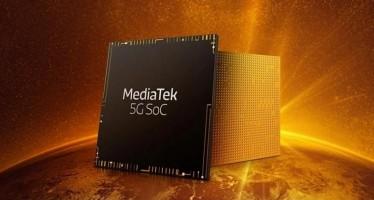 MediaTek анонсировал 5G процессор