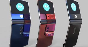 Motorola RAZR: складной смартфон всё ближе
