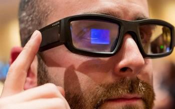 iFalcon Face Control: очки с технологией мгновенного распознавания лиц