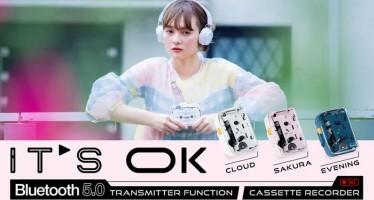 Назад в будущее с It's OK: кассетный плеер с Bluetooth 5.0