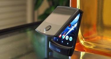 Motorola RAZR ещё не вышел, но уже готовится версия 5G