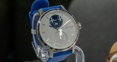 Withings представила умные часы Scanwatch с множеством функций
