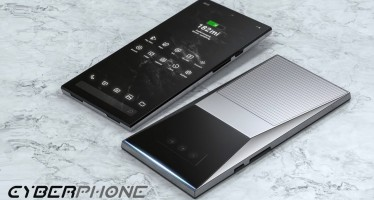 Компания Caviar представила Cyberphone – титановую модификацию iPhone 11