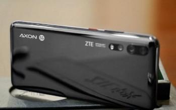 ZTE Axon 10S Pro: первый флагман на топовом Snapdragon 865