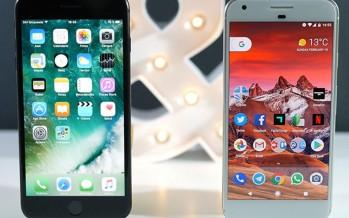 Какие смартфоны теряют стоимость быстрее: Android или iPhone