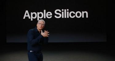 Apple уходит от Intel: ARM-процессоры на компьютерах Mac