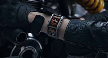 Nubia Watch: гибкий дисплей добрался до часов