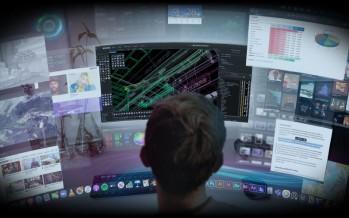 Компания Brelyon анонсировала панорамный дисплей