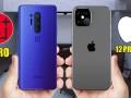 iPhone 12 Pro Max против OnePlus 8 Pro: iPhone уступает в тестах
