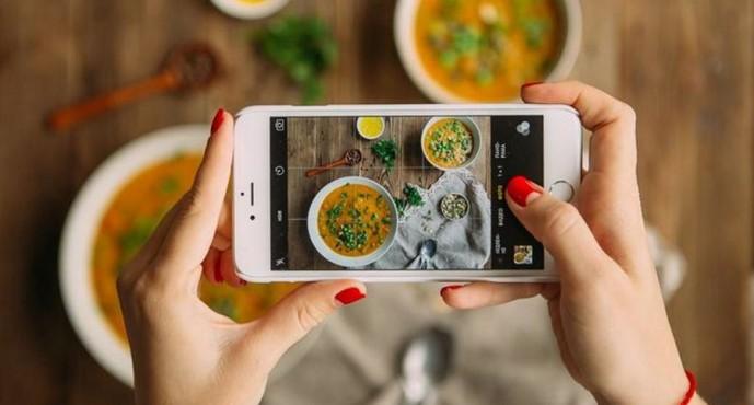 Определить калорийность блюда по фото со смартфона