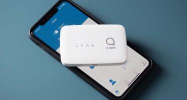 Карманный LTE-роутер Alcatel LINZONE MW45V