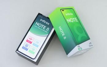 Смартфон Infinix Note 8: от малоизвестного в РФ бренда