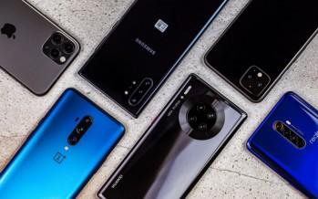 Лучшие новинки смартфонов апреля-мая 2021 года