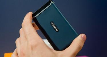 Transcend ESD370C: обзор портативного SSD-накопителя